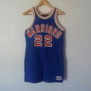 Vintage 1970s Basketball Jersey